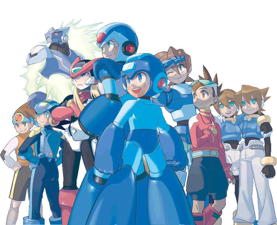 For Everlasting Peace 25 Years Of Mega Man An